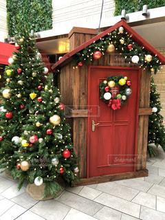 クリスマスのおうちの写真・画像素材[1631638]