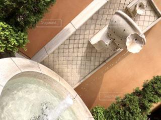 噴水広場の写真・画像素材[2160812]