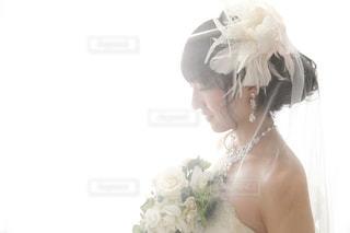 花嫁の写真・画像素材[1358276]