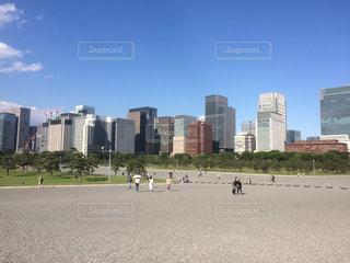 都会の風景の写真・画像素材[1356768]