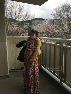 妊娠7ヶ月の写真・画像素材[1500923]