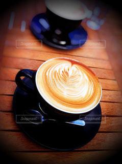 caffè e llatteの写真・画像素材[1362057]