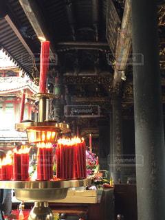 龍山寺の写真・画像素材[1357922]