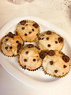 くまさんカップケーキ ですの写真・画像素材[1358605]