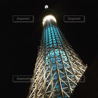 東京スカイツリーの写真・画像素材[1374927]