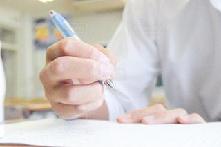 勉強する生徒の写真・画像素材[1361095]
