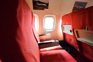 空港 展示飛行機の写真・画像素材[1361907]
