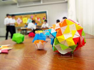 折り紙 アートの写真・画像素材[1362414]