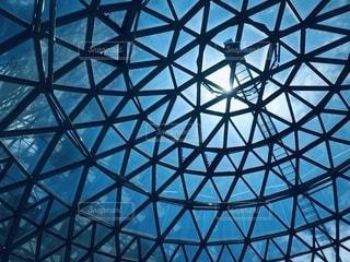 青い天井の写真・画像素材[2477392]