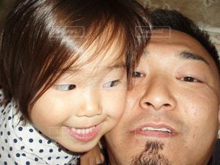パパと娘の写真・画像素材[1383751]