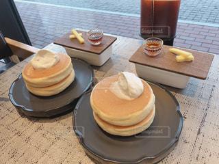 ふわふわパンケーキの写真・画像素材[1364022]