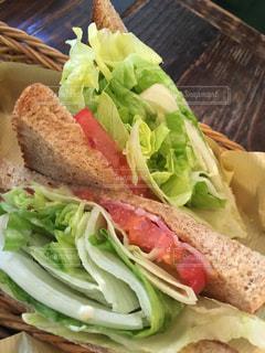 サンドイッチの写真・画像素材[1365088]