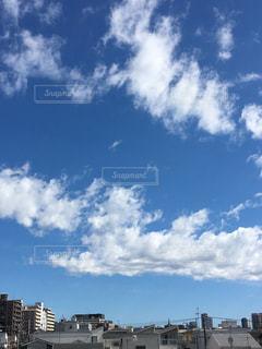 午前9時の夏空☀️の写真・画像素材[1392791]