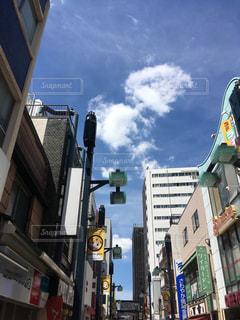 我が街人気の商店街の写真・画像素材[1397550]
