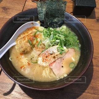 ラーメン⭐️濃厚スープの写真・画像素材[1413094]