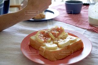 朝食の写真・画像素材[2442355]
