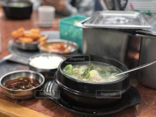 韓国料理 ソルロンタンの写真・画像素材[2442417]