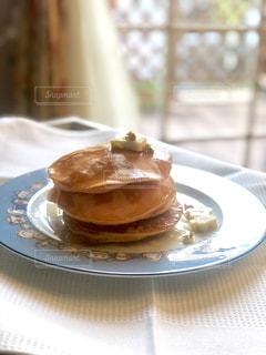 ホットケーキの写真・画像素材[2442419]