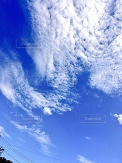 空に浮かぶ雲の写真・画像素材[1369416]