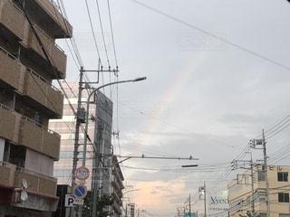 虹の写真・画像素材[1383054]
