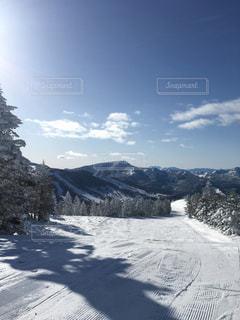 スキー場の写真・画像素材[1368842]