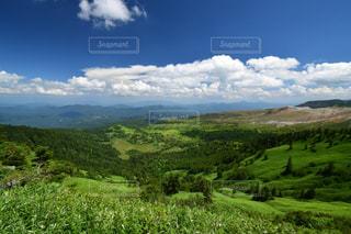 群馬県横手山からの景観の写真・画像素材[1367358]