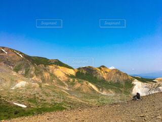 浄土平、吾妻小富士から眺める投稿者の写真・画像素材[1367980]
