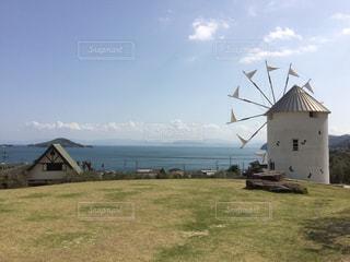 小豆島オリーブ公園の写真・画像素材[1370755]