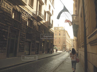 ローマの街並みの写真・画像素材[1368203]