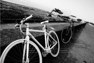 自転車の写真・画像素材[63139]