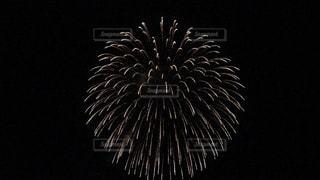 空に花火の写真・画像素材[1368965]