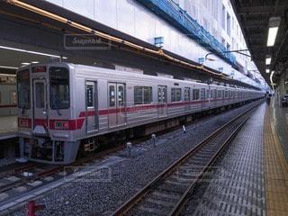 駅の写真・画像素材[49044]