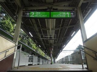 駅の写真・画像素材[49063]