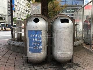 ゴミ箱の写真・画像素材[68216]