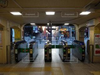 駅の写真・画像素材[68307]
