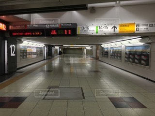 駅の写真・画像素材[68350]