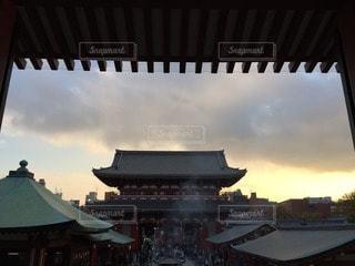 浅草の写真・画像素材[69670]