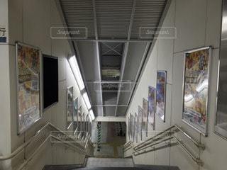 階段の写真・画像素材[69692]
