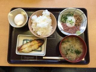 やっぱり和食の写真・画像素材[69798]