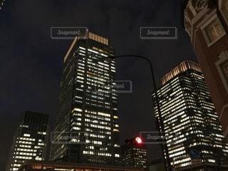 夜景の写真・画像素材[70184]