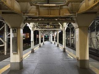 駅の写真・画像素材[73514]