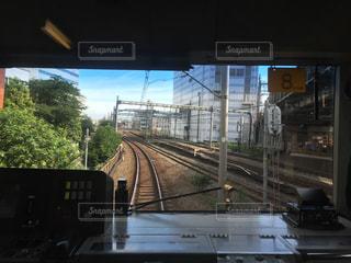 電車の写真・画像素材[164523]