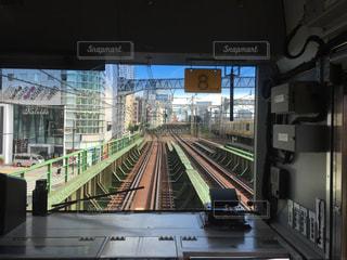 電車の写真・画像素材[164527]