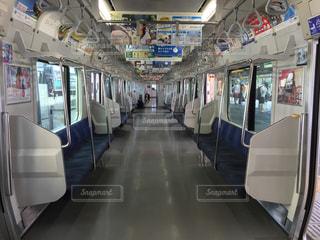 電車の写真・画像素材[164539]