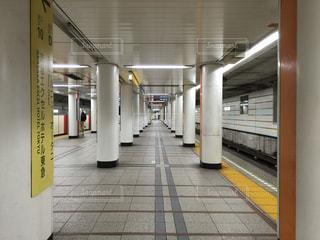 地下鉄の写真・画像素材[167488]