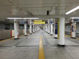 地下鉄の写真・画像素材[167505]