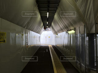 トンネルの写真・画像素材[169365]