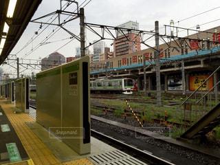 電車の写真・画像素材[169379]