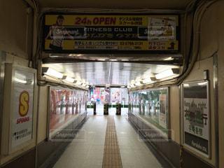 トンネルの写真・画像素材[173084]