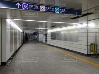 地下鉄の写真・画像素材[173119]
